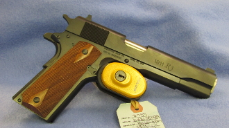 Remington 1911 R1 45 ACP