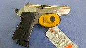 Walther PPK/S 22 LR