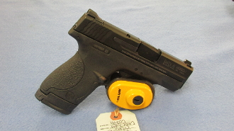 Smith & Wesson SHIELD 9 mm