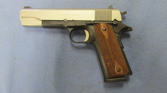 REMINGTON MODEL 1911-R1 (TALO)