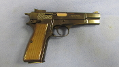 BROWNING HI POWER CUSTOM