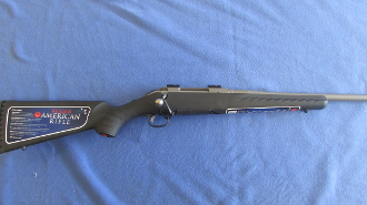 RUGER AMERICAN 223 CALIBER