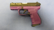 WALTHER PK380 PURPLE
