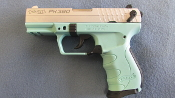 WALTHER PK380 ANGEL BLUE
