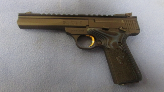 BROWNING BUCKMARK BLACK LABEL 22LR