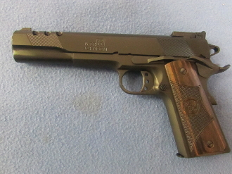 IVER JOHNSON 1911 10MM