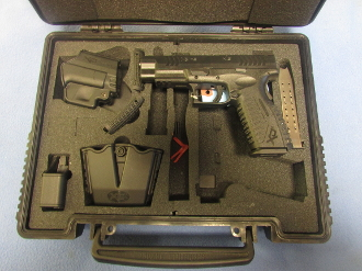 SPRINGFIELD XDM 9MM XD GEAR