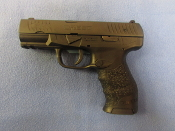 WALTHER CREED 9MM